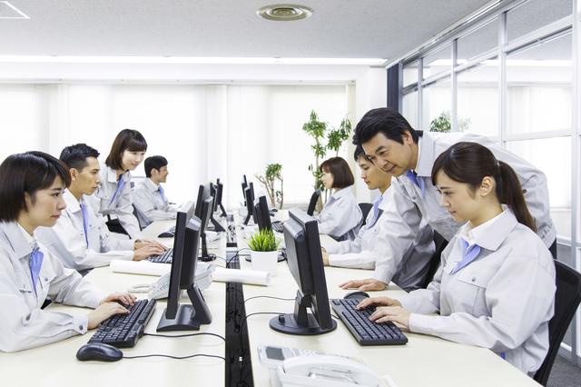 化粧品原料工場の品質保証(契約社員)