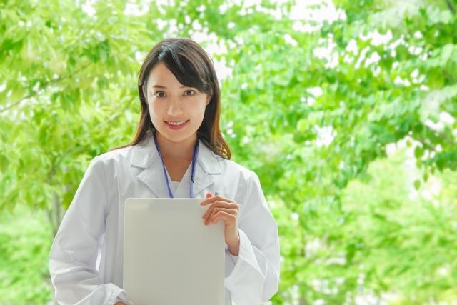 総合病院での臨床検査技師